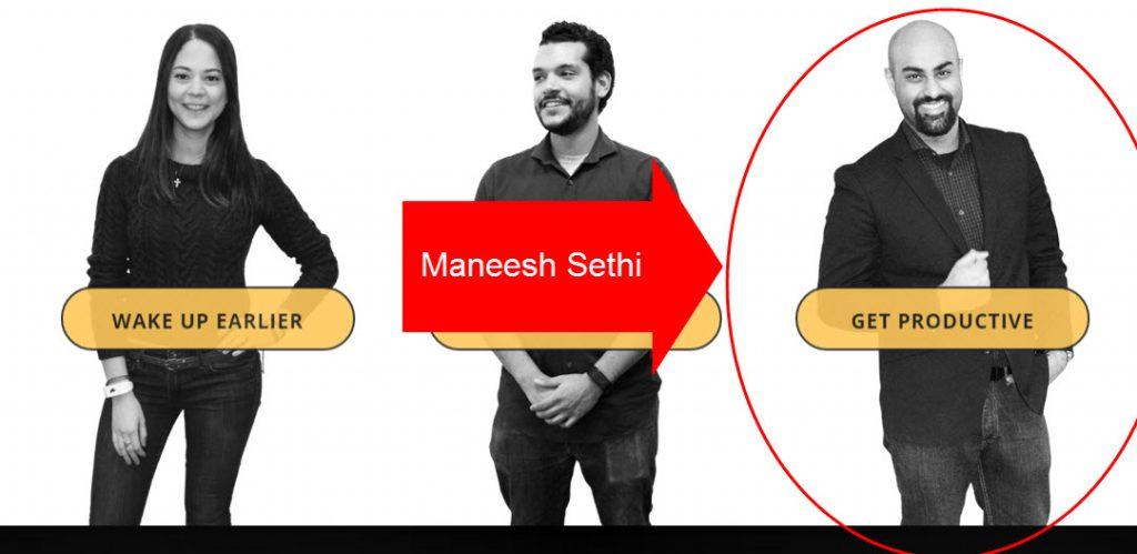 Maneesh Sethi - Pavlok